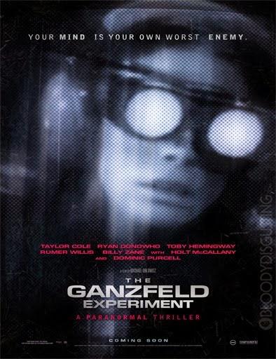 Ver The Ganzfeld Haunting (2014) Online
