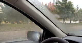 Το καλύτερο κόλπο για να μην θολώνουν τα τζάμια του αυτοκινήτου
