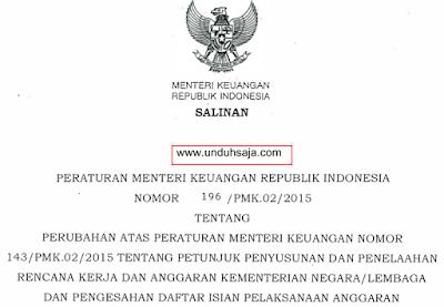 pmk 196 2015