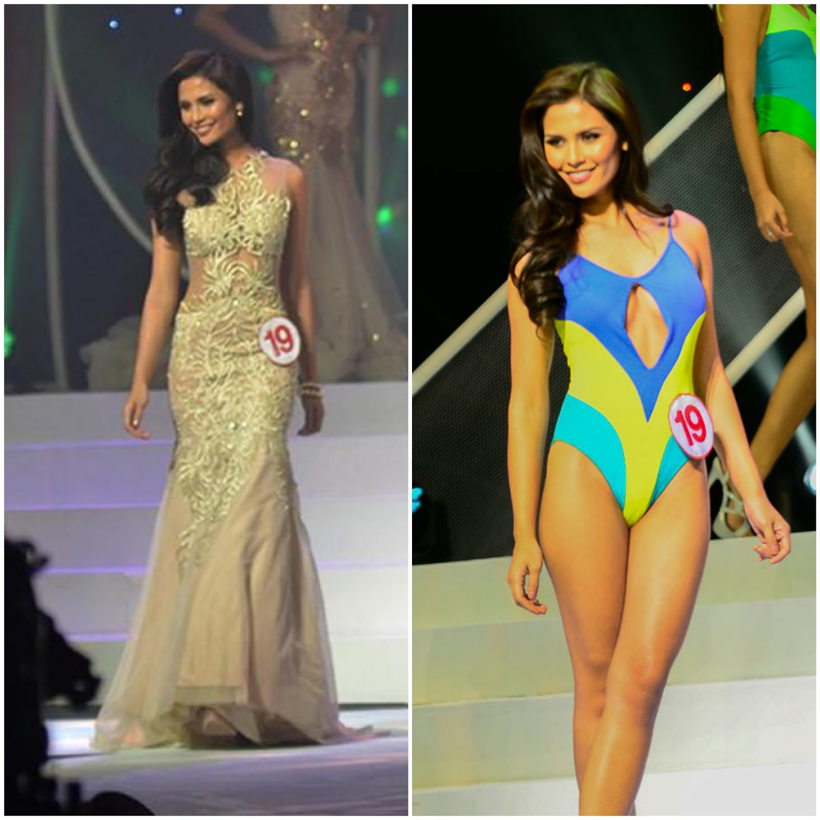 SASHES AND TIARAS.....Miss World Philippines 2015: Evening Gown ...