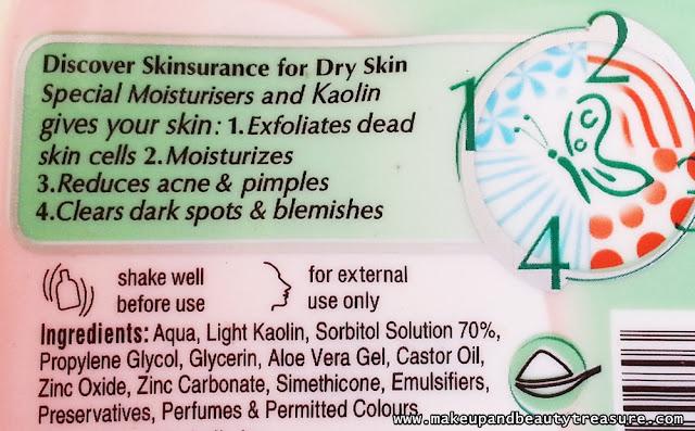 Lacto Calamine Aloe Moisturiser
