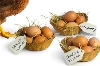 Meletakkan Telur di Satu Keranjang Atau Lebih?