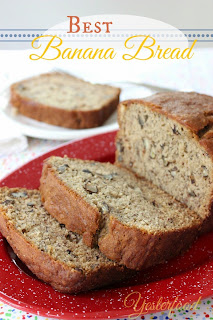 Best Banana Bread from Yesterfood