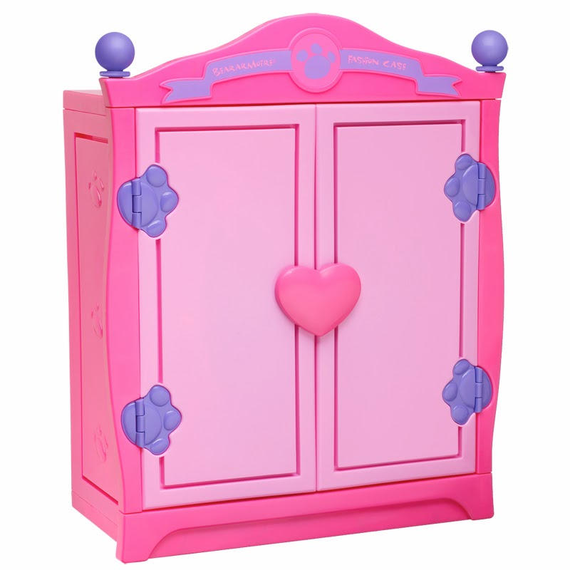 Baby Alive Armoire
