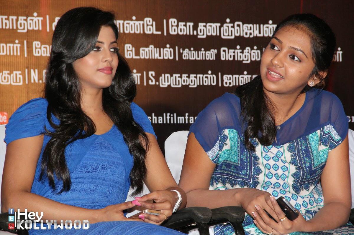 Naan Sigappu Manithan Tamil Movie Press Meet Photos ... Naan Sigappu Manithan Tamil Movie