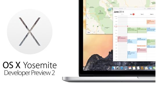 Download OS X Yosemite 10.10 DP 2 (14A261i) Combo or Delta .DMG File via Direct Links