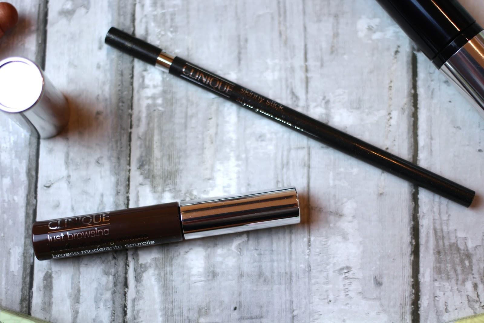 clinique brow make up