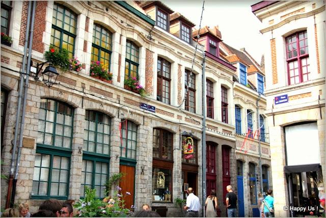 Place aux Oignons - Lille