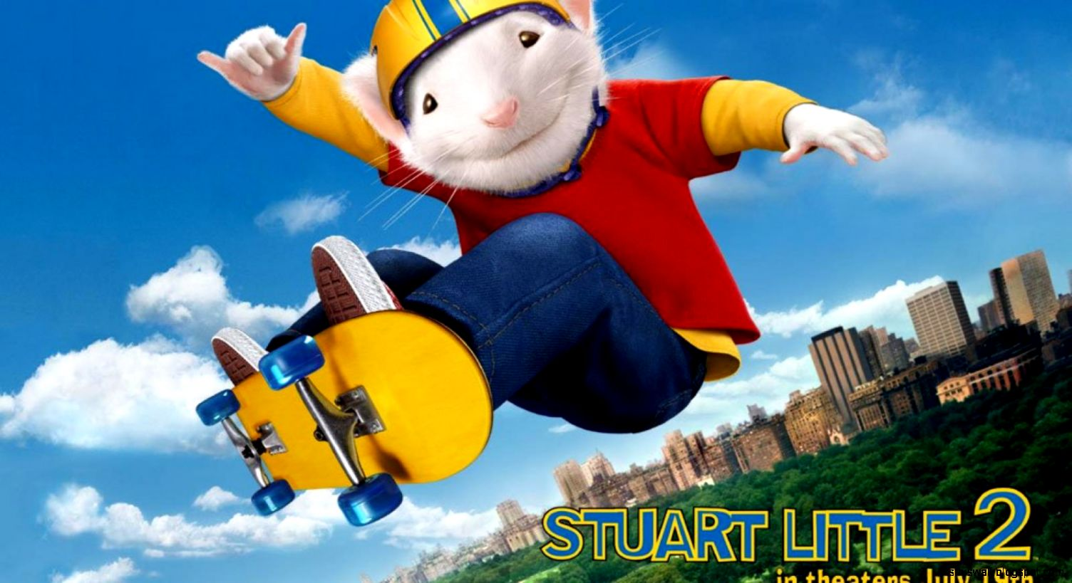 Stuart Little 2 Film Movies   HD Wallpaper 5224