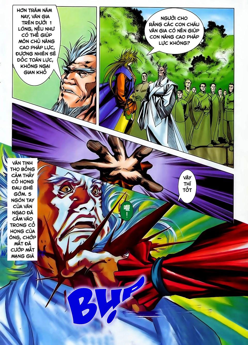 Lục Đạo Thiên Thư chap 37 - Trang 14