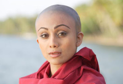 Shilpa Shetty New Bald Look Photos