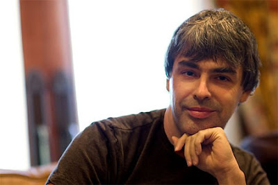 Google's Larry Page must mend image of firm, self.