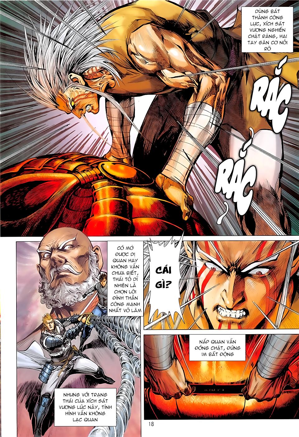 Thiết Tướng Tung Hoành Chap 235