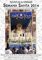 Semana Santa de Alcalá de los Gazules 2014
