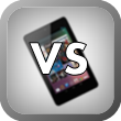 Google Nexus 7 (2012) vs Amazon Kindle Fire 7 HD Specs Comparison