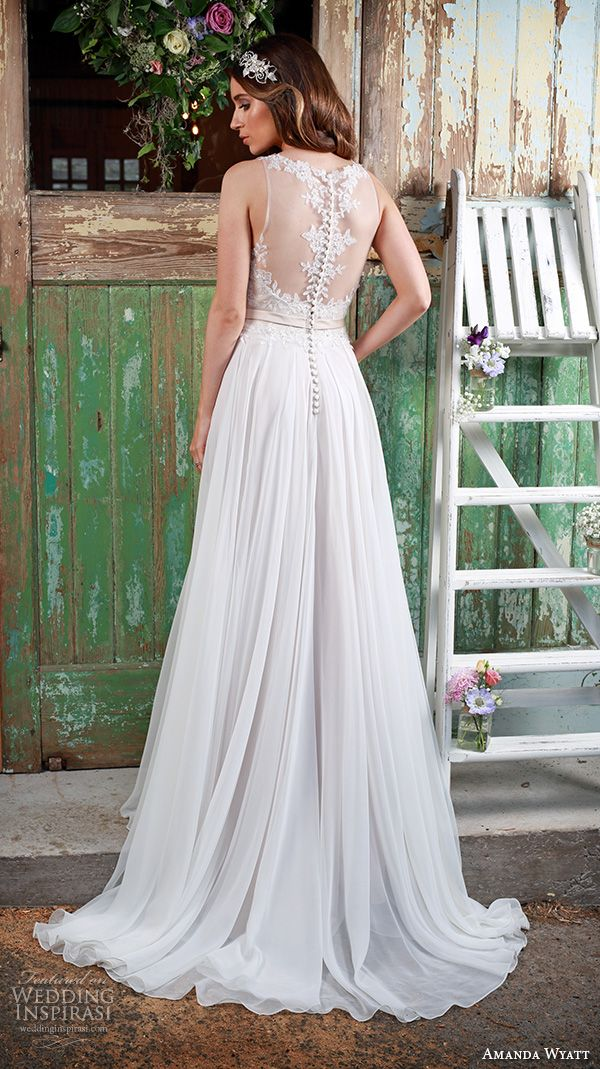 Bridal Trend 2016 Intricate Lace Back Bridal And Wedding Trend