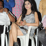 Ruby Parihar Photos in Short Dress at Premalo ABC Movie Audio Launch Function 116