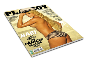 Download Revista Playboy Babi Rossi Panicat (Abril 2011)