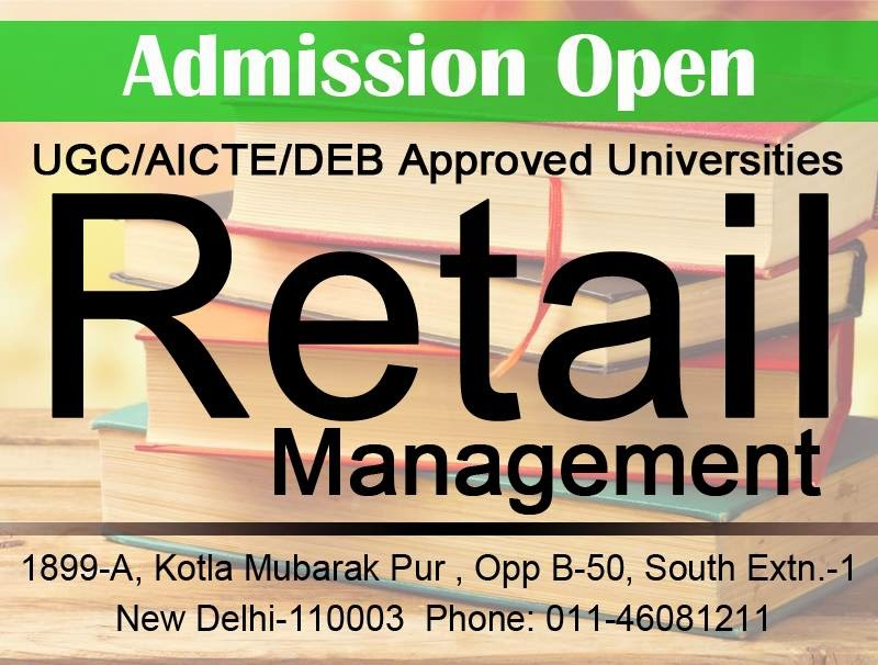 nitipl: Retail Management Certificate or Diploma course available in ...