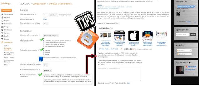 Configurar de manera correcta los comentarios de nuestro blog nos permite gestionar adecuadamente la integridad de nuestros contenido