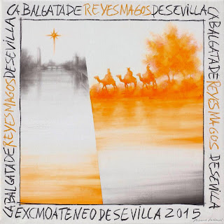 Cabalgata de Reyes - Sevilla 2015 - Ricardo Suárez