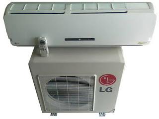 Harga AC Merek LG Terbaru Februari 2013