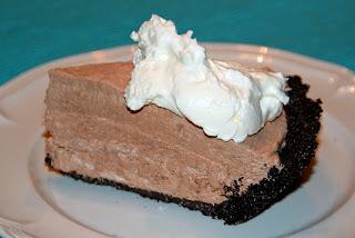 Southern Lady's Recipes: German's Sweet Chocolate Cream Pie