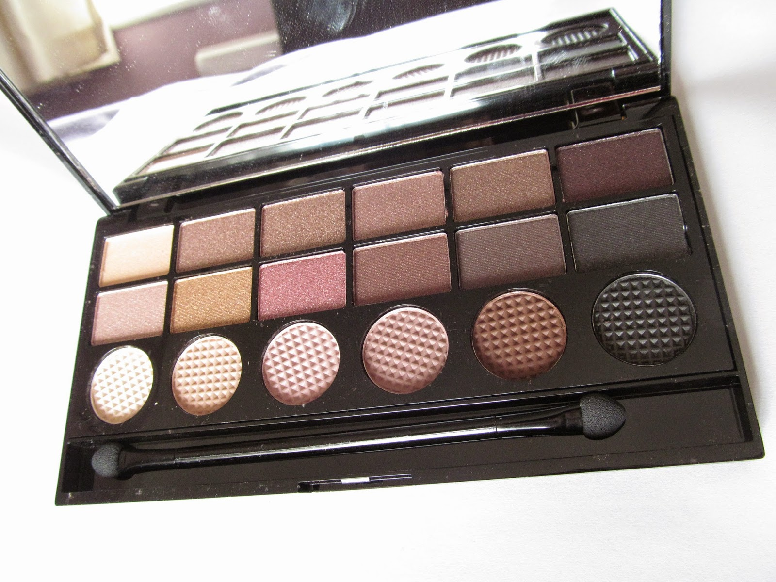 makeup revolution what you waiting for palette review