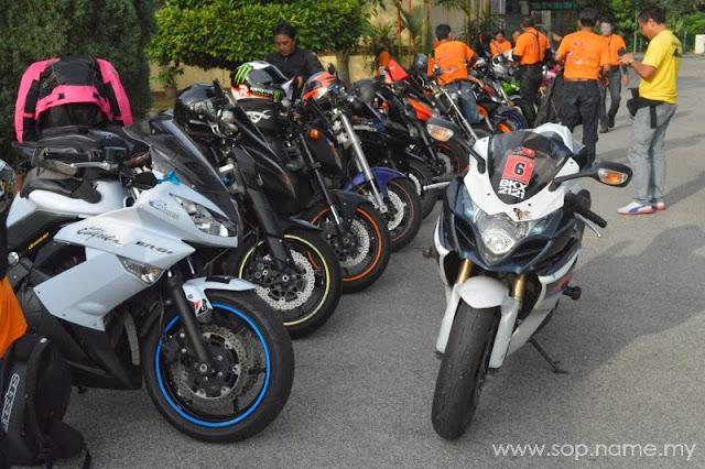 Ride Jelajah Timur EduRiders@KL