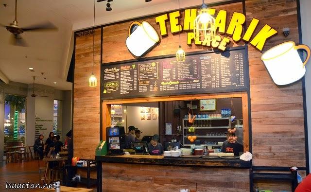 Teh Tarik Place @ The Curve, Mutiara Damansara