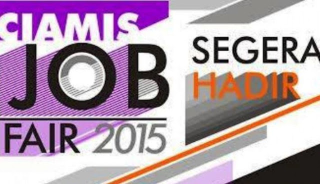 CIAMIS JOB FAIR - September 2015