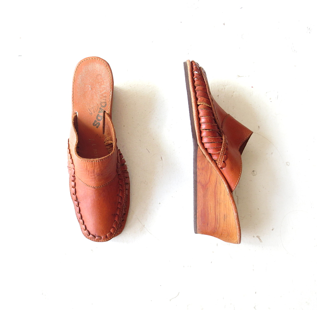 Small earth vintage shop accessories update boots clogs and heels