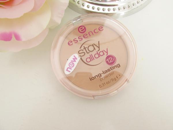 essence stay all day 12h long-lasting powder 15 Matte creme  neuheiten herbst 2014