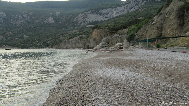 Большой ласпинский пляж