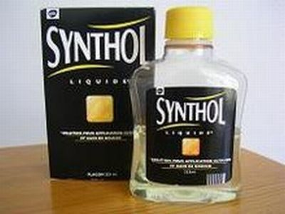 Synthol Explosion