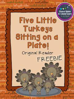 http://www.teacherspayteachers.com/Product/Thanksgiving-Free-Reader-386626