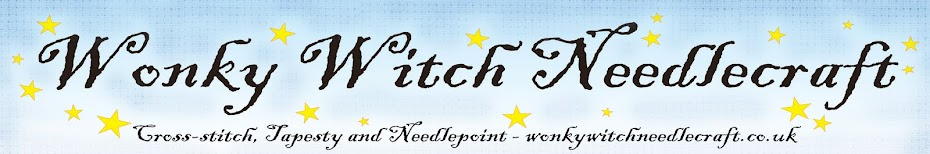 Wonky Witch Needlecraft - My Life In Stitches!