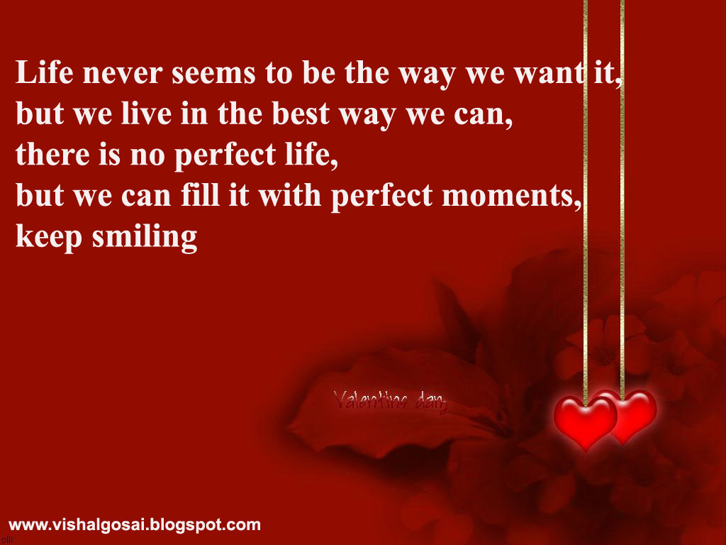 Good Quotes About Life And Love And Friendship Vishal Gosai Lovely Quotes Of Life Love Relation