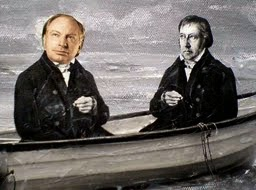 """¿Quién lo dijo: Hegel o Hubbard?"" 
