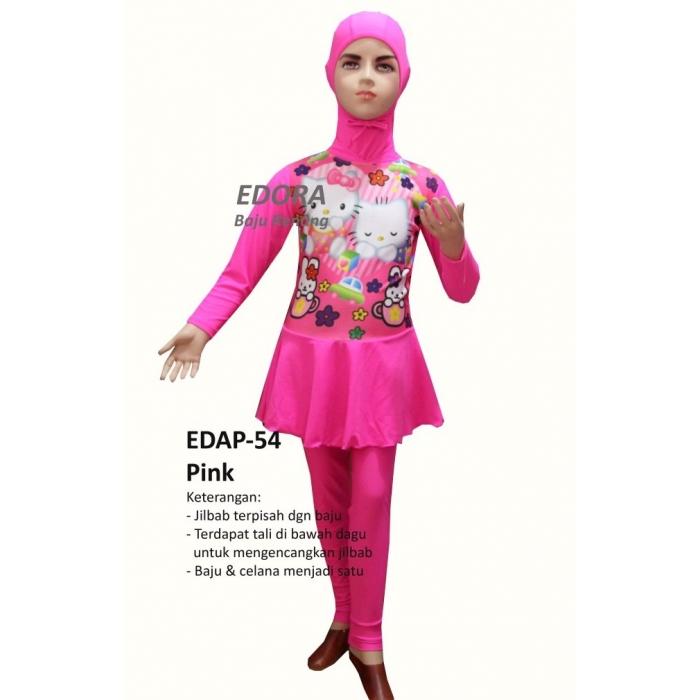 Baju Renang Anak Perempuan Berkarakter