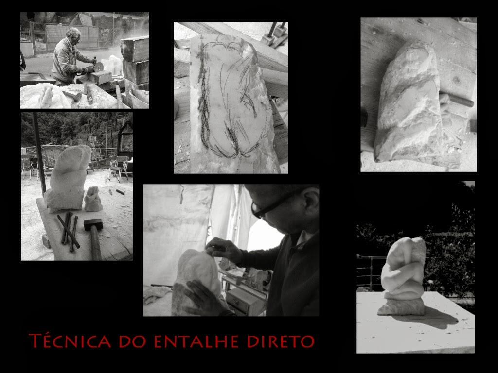 Viagem à Carrara/Itália