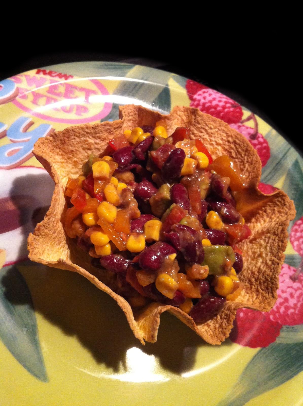 tacos salad mexicaine blogs de cuisine. Black Bedroom Furniture Sets. Home Design Ideas