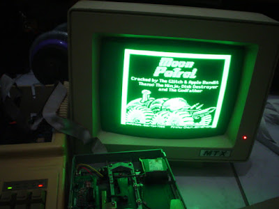 Thiago França Acervo Apple II TK3000 Microdigital Moon Patrol