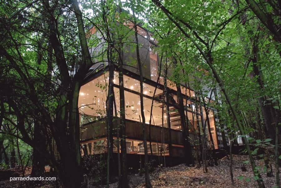 Arquitectura de casas proyectos de viviendas modernas en - Casas el bosque ...