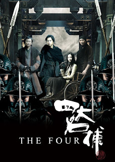 The Four Legendado DVDRip 2012