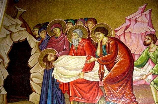Велика субота - дан Спаситељевог погреба и силаска у ад