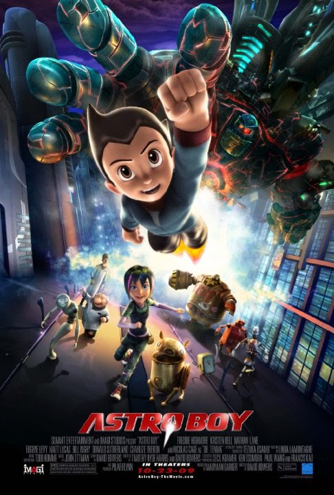 Astro Boy (2009) BluRay 720p Full Movie + Subtitle Indonesia