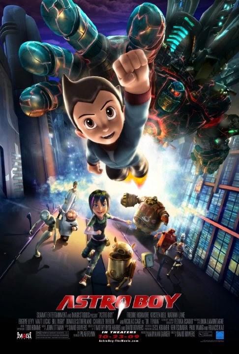 Astro Boy (2009) BluRay 720p Full Movie + Subtitle Indonesia