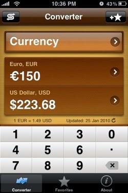 Globe Convert App