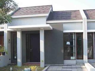 contoh gambar rumah modern minimalis dan sederhana terbaru